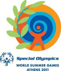 Логотип XIII Всемирных Специальных Олимпийских Летних игр
