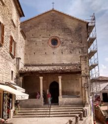 Церковь Святого Франциска (Chiesa di San Francesco)
