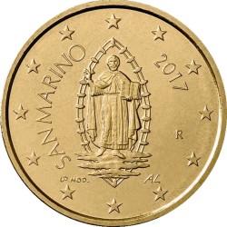 50 евроцентов, Сан-Марино (тип 2)
