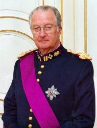 Альберт II, король Бельгии