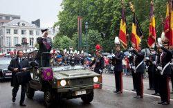 Парад в честь Национального дня Бельгии (21 июля 2011 г.)