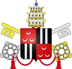 Личный герб Папы римского Иоанна XXI