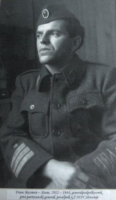Franc Rozman - Stane