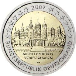 2 евро, Германия (Мекленбург-Передняя Померания)