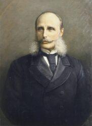 Портрет Генриха Оранско-Нассауского (ок.1880 г., Якоб Танман)