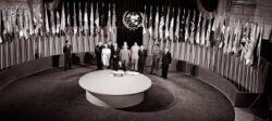 Подписание Устава ООН в Сан-Франциско 26 июня 1945 года