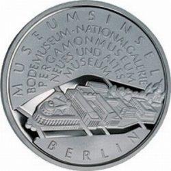 10 евро, Германия (Музейный остров)