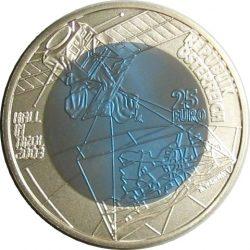25 евро, Австрия (700 лет городу Халль)