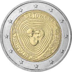 2 евро, Литва (Сутартинес)