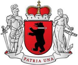 Современный герб Жемайтии