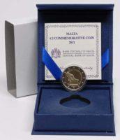 2 euro Malta 2011 proof