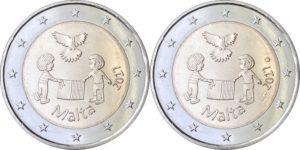 2 euro Malta 2017 Piece