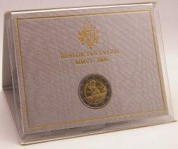 2 euro Vatican 2006