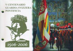 2 euro Vatican 2006 Numisbrief