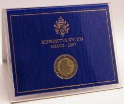 2 euro Vatican 2007