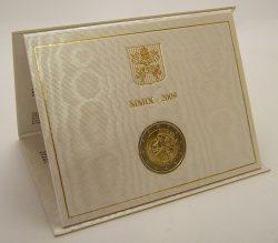 2 euro Vatican 2009