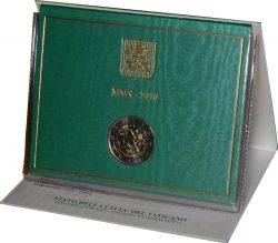 2 euro Vatican 2010