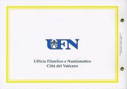 2 euro Vatican 2010 Numisbrief
