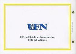 2 euro Vatican 2011 Numisbrief