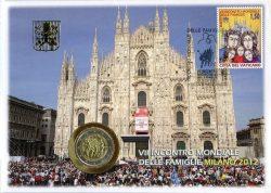 2 euro Vatican 2012 Numisbrief