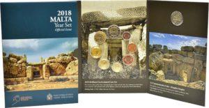 2 euro malta 2018 Mnajdra euroset