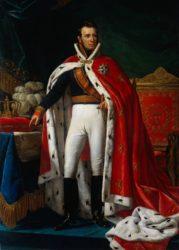 Портрет Виллема I (1819, Жозеф Паелинк, Рейксмюсеум)
