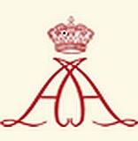 Монограмма правящего князя Монако Альберта II
