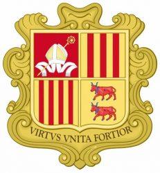 Герб Княжества Андорра