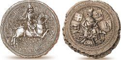 Печати великих князей Ягайло (1380) и Витовта (1407)