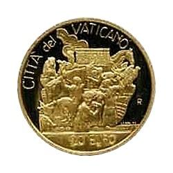 20 евро, Ватикан (Ноев ковчег)