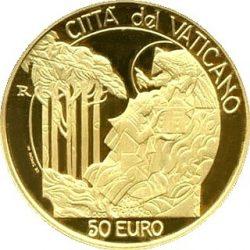 50 евро, Ватикан (Десять заповедей)