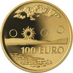 100 евро, Финляндия (Полярный день)
