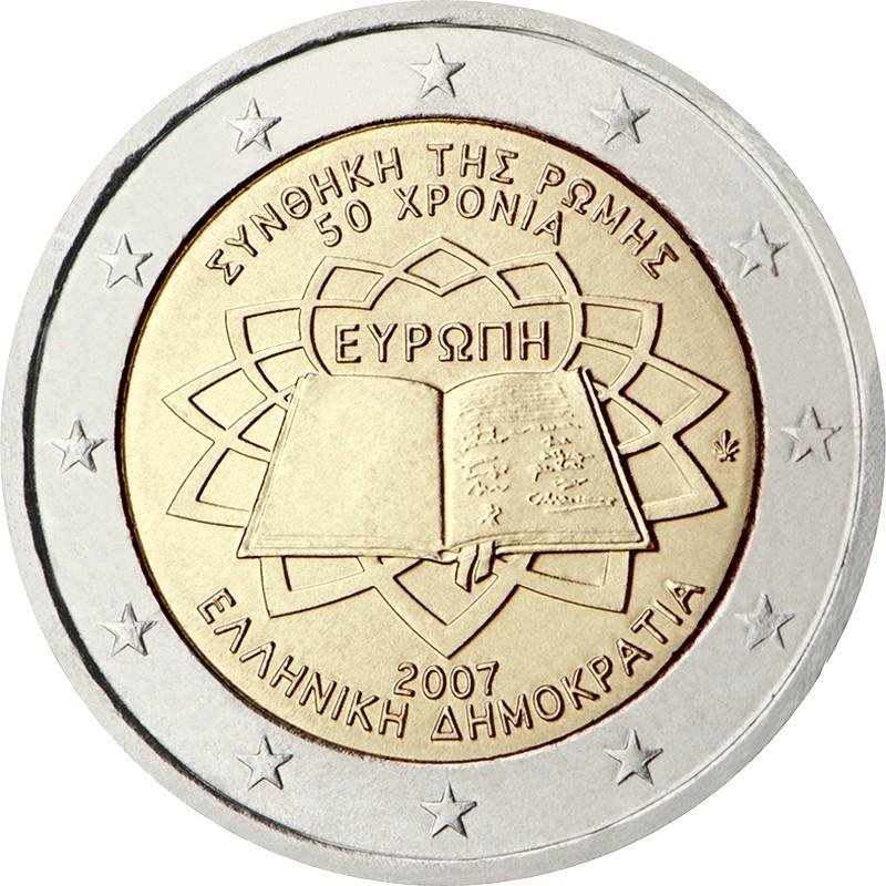 2 евро римский договор