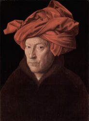 Portrait of a Man (1433, self-portrait)