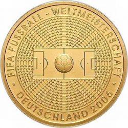 100 евро, Германия (Чемпионат мира по футболу 2006)