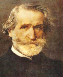 Джузеппе Верди (фото ок.1850 г.)