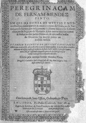 «Peregrinação», 1614