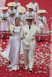 Венчание состоялось 2 июля 2011 г.
