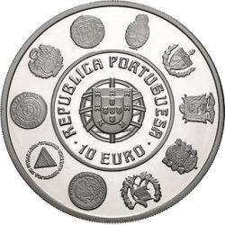 10 евро, Португалия (Искусство мореплавания)