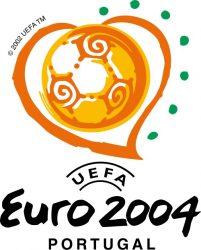 Логотип Чемпионата Европы по футболу 2004