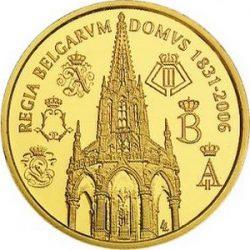 100 евро, Бельгия (175 лет бельгийской правящей династии)