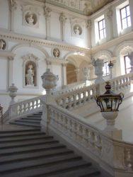 Императорская лестница в аббатстве Гёттвайг