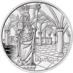 10 евро, Австрия (Аббатство Ноннберг)