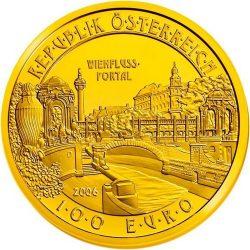 100 евро, Австрия (Ворота р.Вены)
