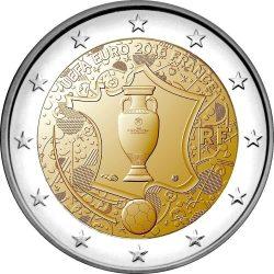 2 евро, Франция (Чемпионат Европы по футболу 2016 во Франции)