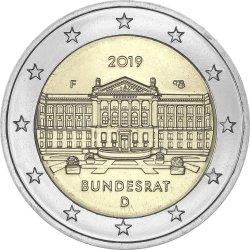 2 евро, Германия (Бундесрат)