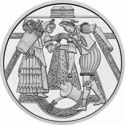 10 евро, Австрия (Замок Хоф)