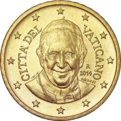 10 евроцентов, Ватикан (тип 4)