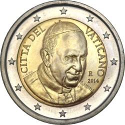 2 евро, Ватикан (тип 4)
