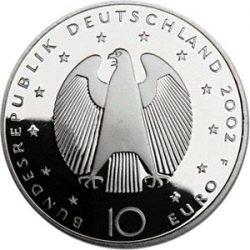 10 евро, Германия (Введение евро)
